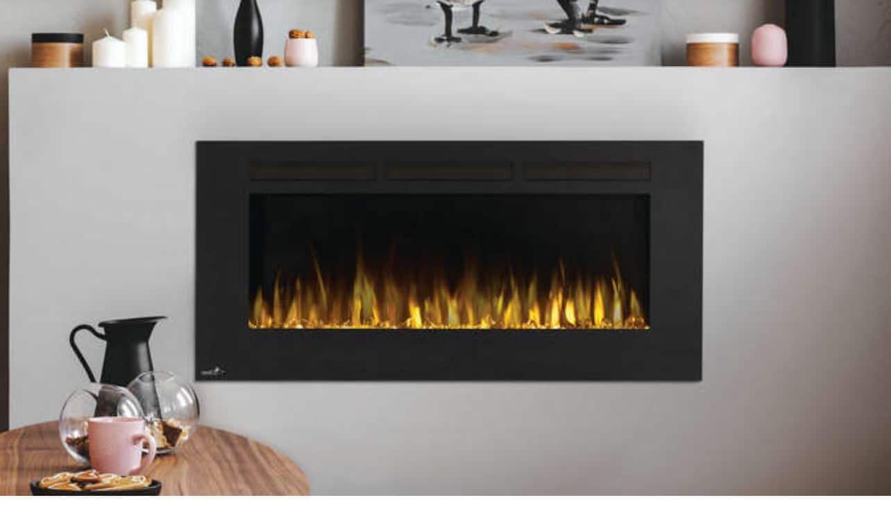 elec fireplace cntl
